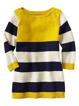 Striped boatneck dress | Gap