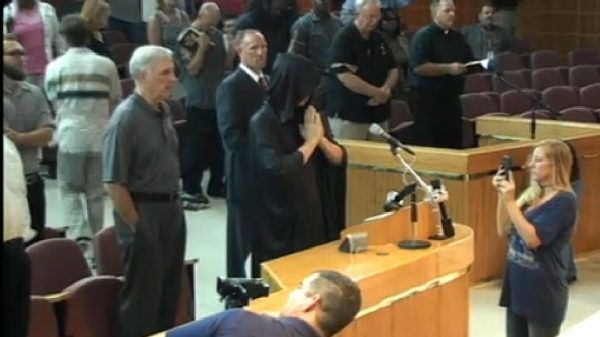 City Council Meeting In Pensacola Opens With Satanist Invocation City Council You Are The Father The Lords Prayer