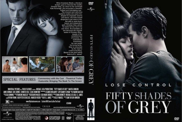 50 Shades Of Grey 2 Dvd