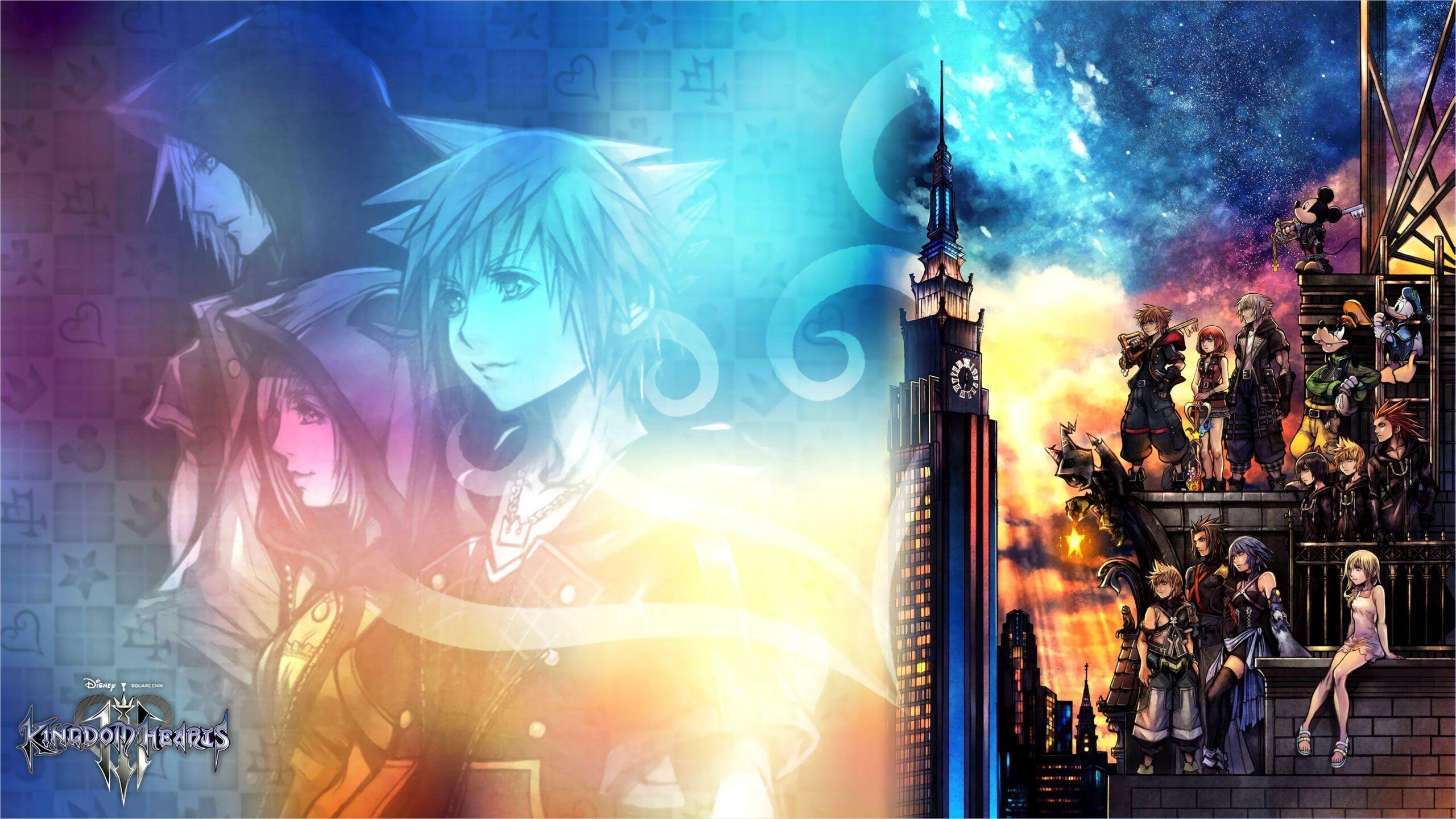 4k Wallpaper Art Reddit In 2020 Kingdom Hearts Wallpaper Art