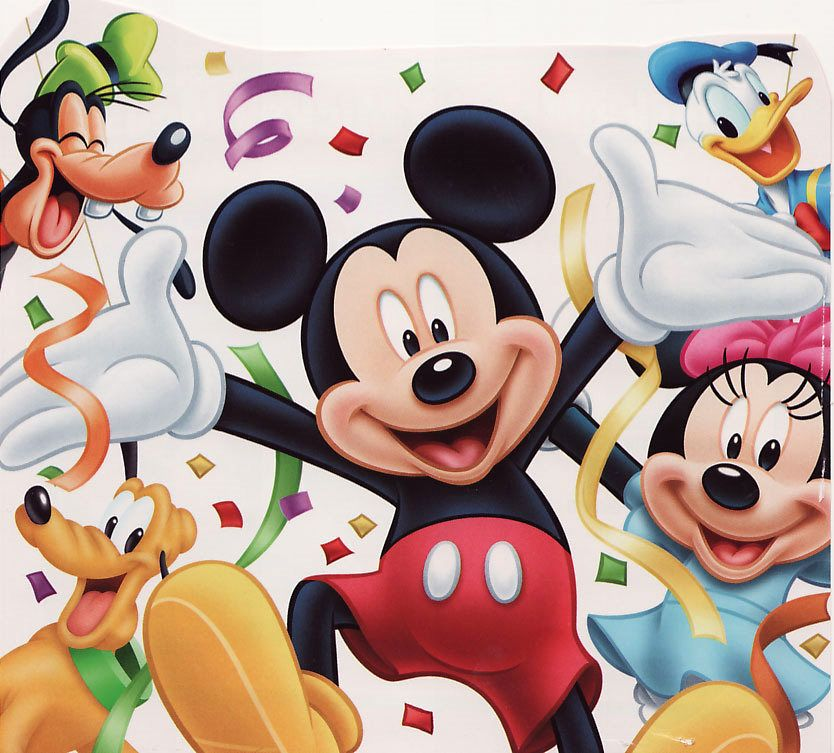 20 MICKEY MOUSE Pals at Play LUNCH NAPKINS ~Birthday Party Supplies Serviettes