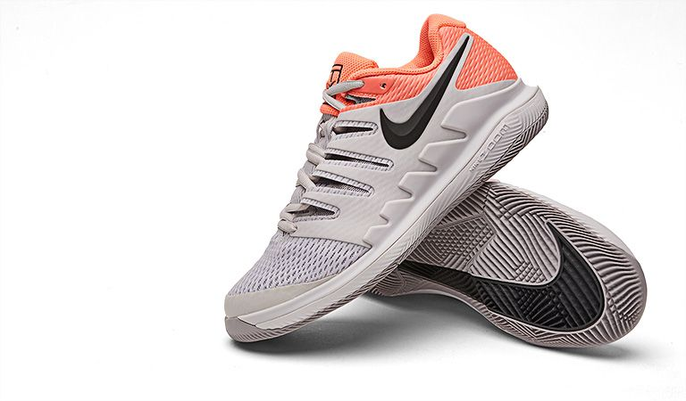 Tennis Warehouse Nike Air Zoom Vapor X White Grey Women S Shoe Review Shoe Reviews Nike Air Zoom Tennis Warehouse
