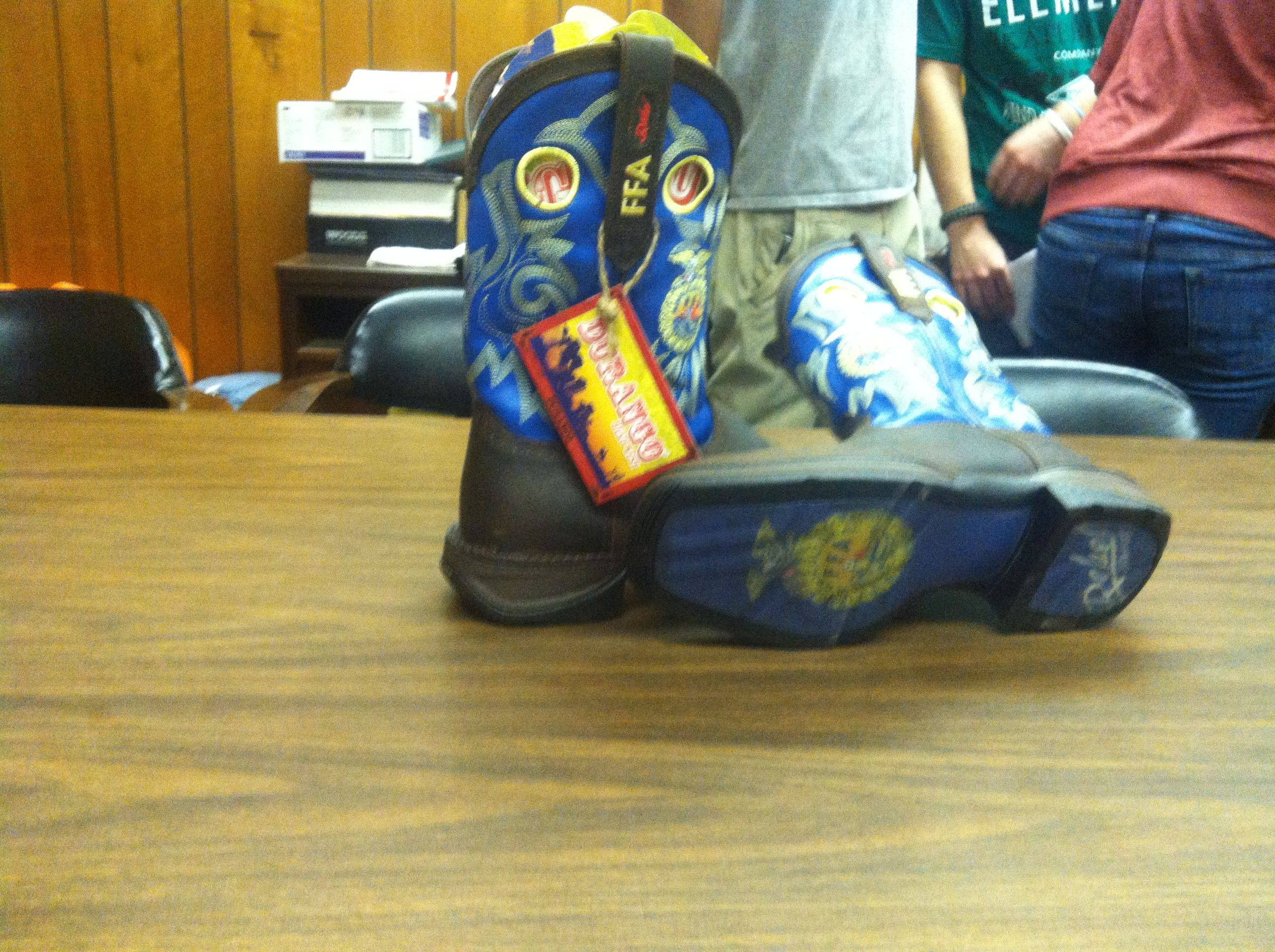 Ffa Boots I Have Them