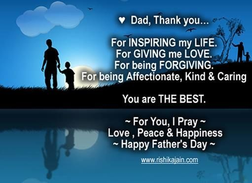 Dad Thank YouHappy Father's Day fathers day dad quotes happy