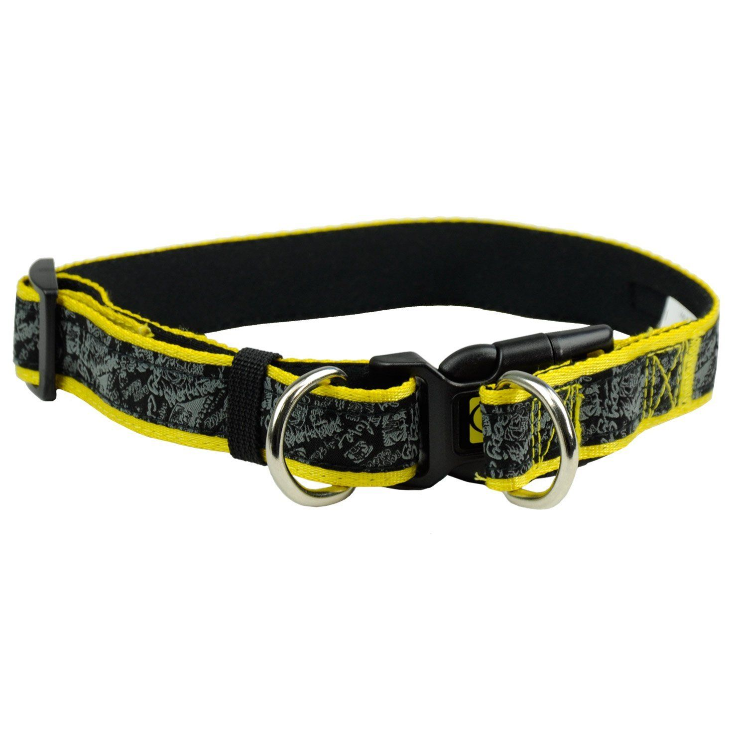 Body Glove Pet Double D Ring Neoprene Training Collar Large