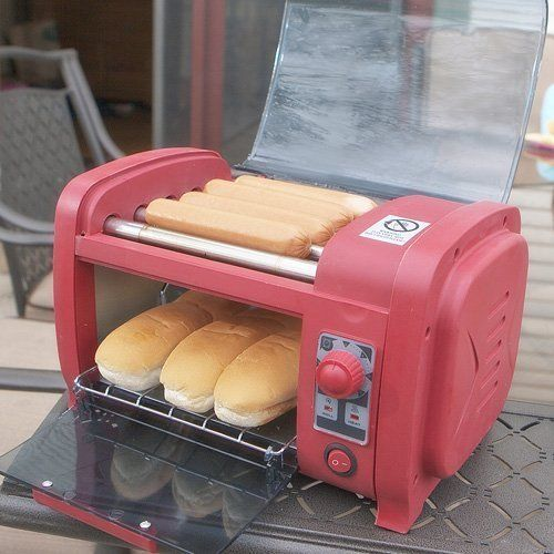Hot Dog Roller And Toaster 39 99