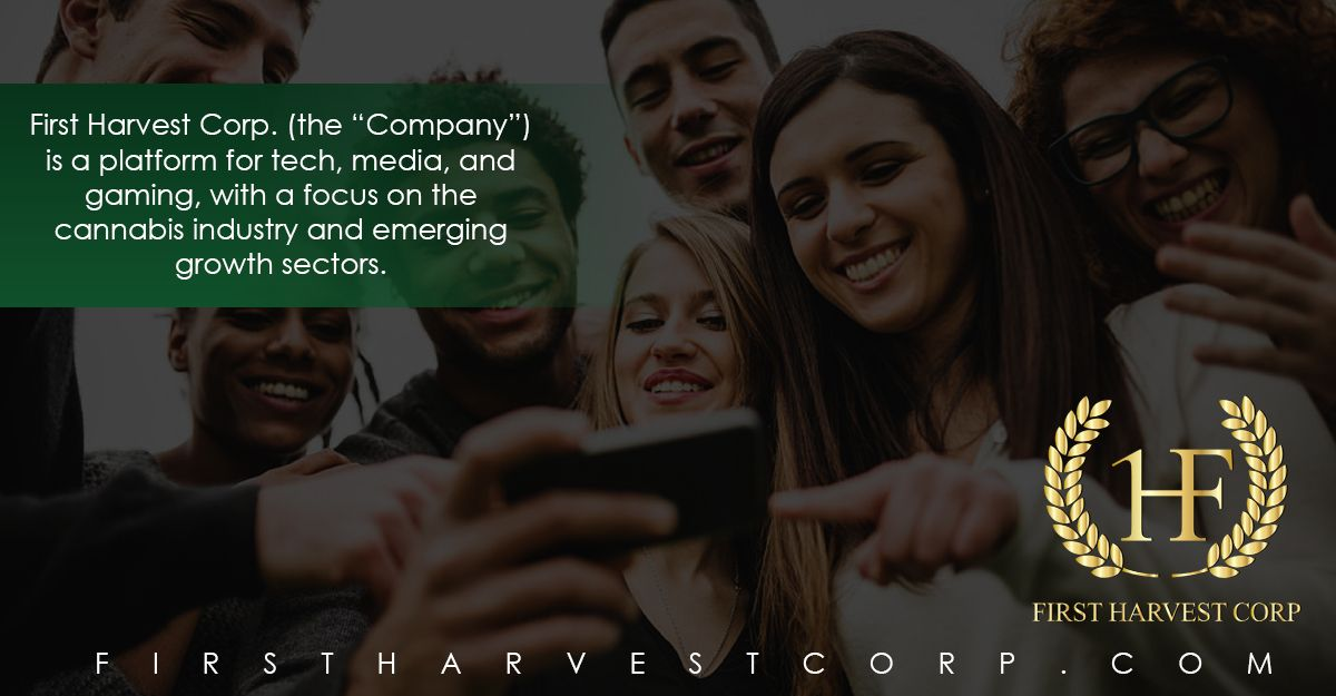 First harvest corp the company is a platform for tech media first harvest corp the company is a platform for tech fandeluxe Choice Image