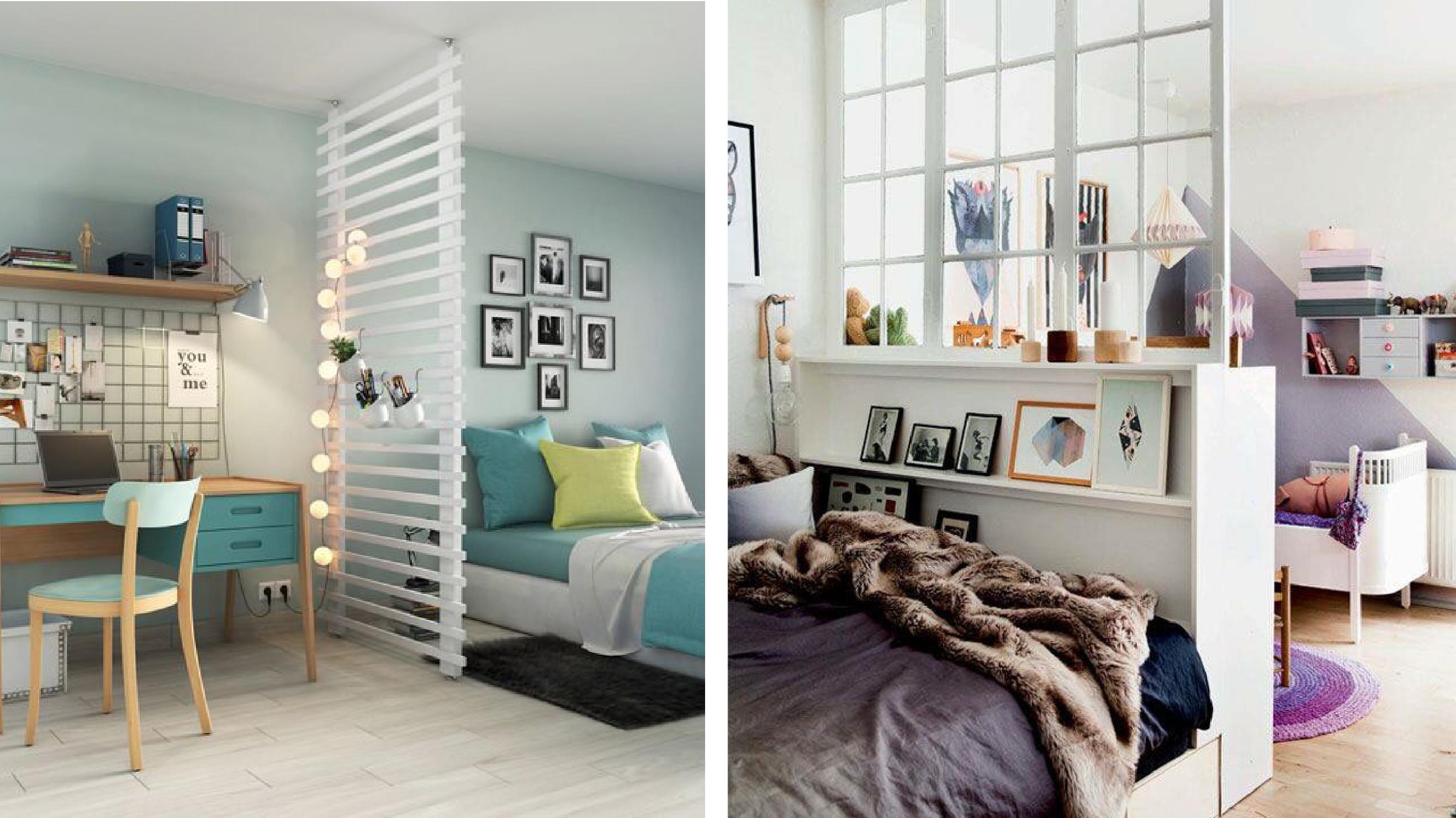 Nos meilleures idées pour aménager une petite chambre en longueur