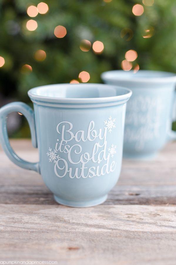 Christmas Coffee Mug Gift - A Pumpkin And A Princess | craft ...