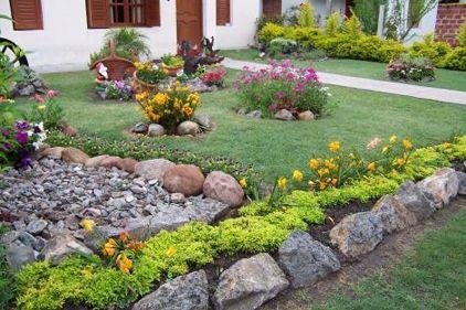 jardines casas pequeas buscar con google