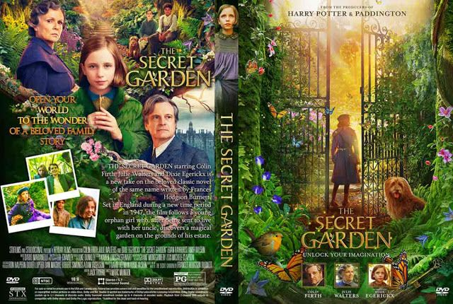 The Secret Garden 2020 Dvd Cover In 2020 Good Movies On Netflix Secret Garden Netflix Movies