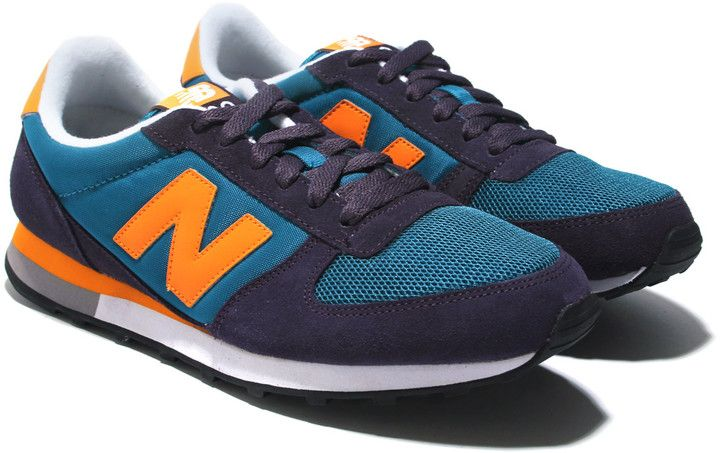 067ea82381c0e New Balance 430 Purple, Teal & Orange Trainers on shopstyle.co.uk ...