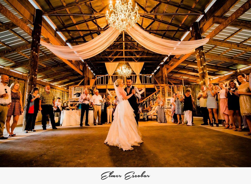 Garvan Woodland Gardens Weddings Marci and Jason