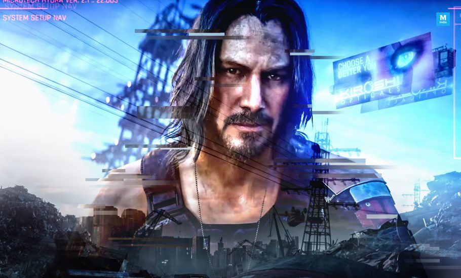 Cyberpunk Keanu Reeves Cyberpunk 2077 Cyberpunk 2077 Trailer Keanu Reeves