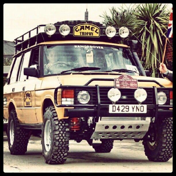 Range Rover, Camel Trophy - fffatih's photo