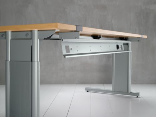 Www Schaefer Shop De Kabelkanal Metall Kabelkanal Schreibtisch Buro Schreibtisch Wohnen