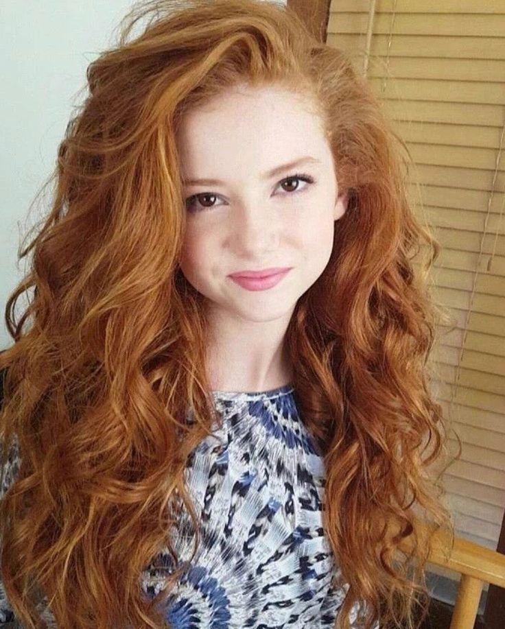 Haare rote braune augen Tipps zur