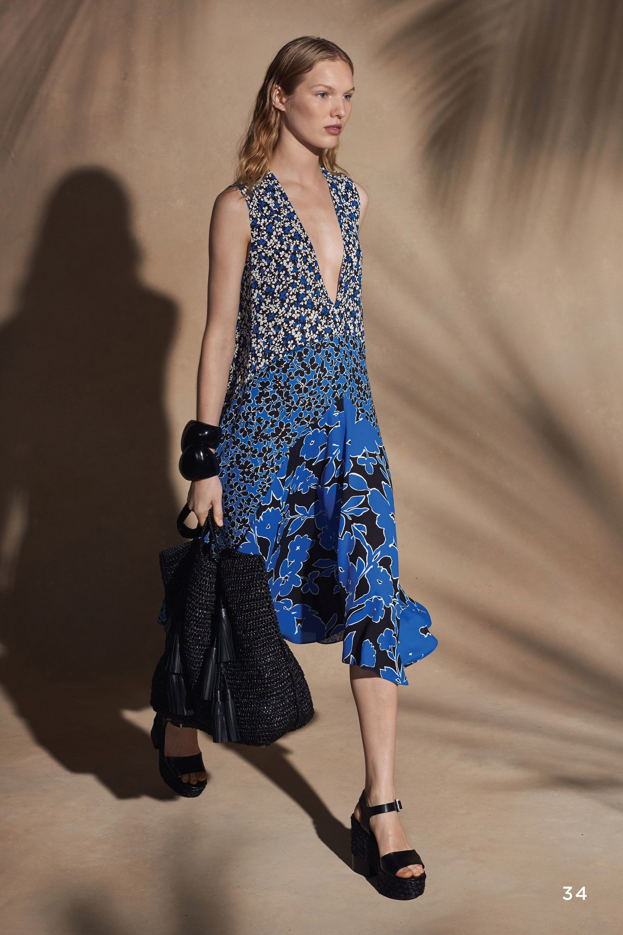 dc5eebe0ac88 See the complete Michael Kors Collection Resort 2018 collection.