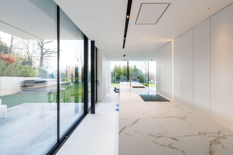 Galería de RECO / Tom Mahieu Architect - 20 | Minimalistas, Fachadas ...