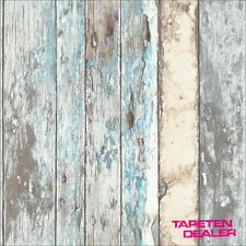 Shabby Chic Tapete grandeco exposed holz used look tapete shabby chic grandeco