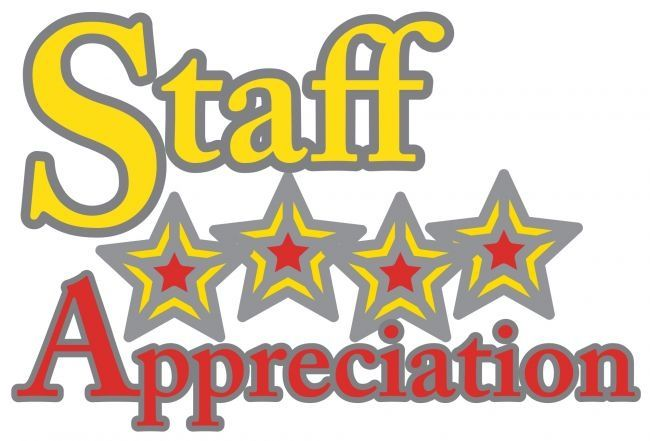 gallery for u003e employee appreciation day clip art teacher rh pinterest com Thank You Quotes for Employees Employee of the Month Ideas