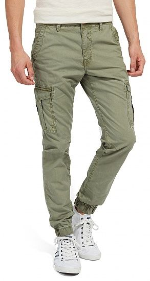 ba7c97eeb0c canvas cargo jogger from TOM TAILOR | Detailed | Tailored fashion ...