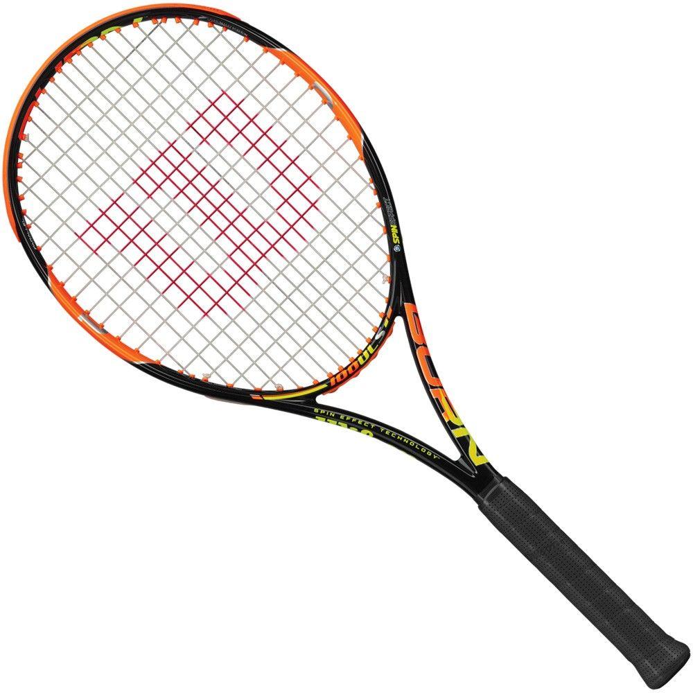 Wilson Burn 100uls At Holabirdsports Com Best Tennis Rackets Tennis Racket Wilson Tennis Racquets