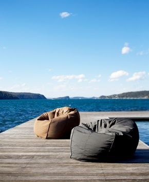 Outdoor Bean Bags Australia Modern Designer Furniture Outdoor Bean Bag Outdoor Lake Cottage Decor