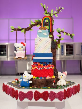 the winning creations from cake wars sugarkane cakes confections