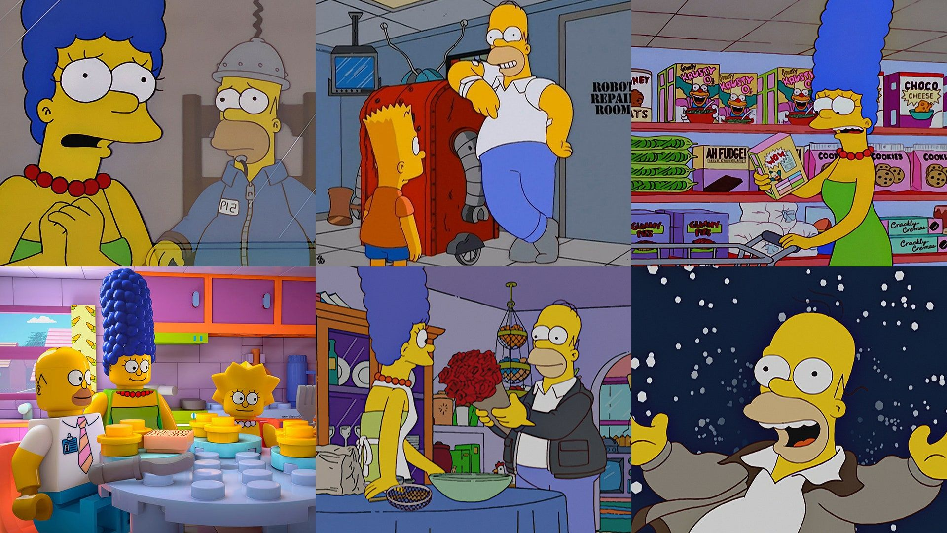 Best Simpsons episodes post2000 (that you probably haven