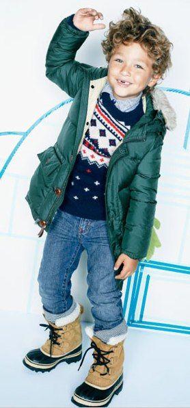 Boys winter clothes, Boy outfits