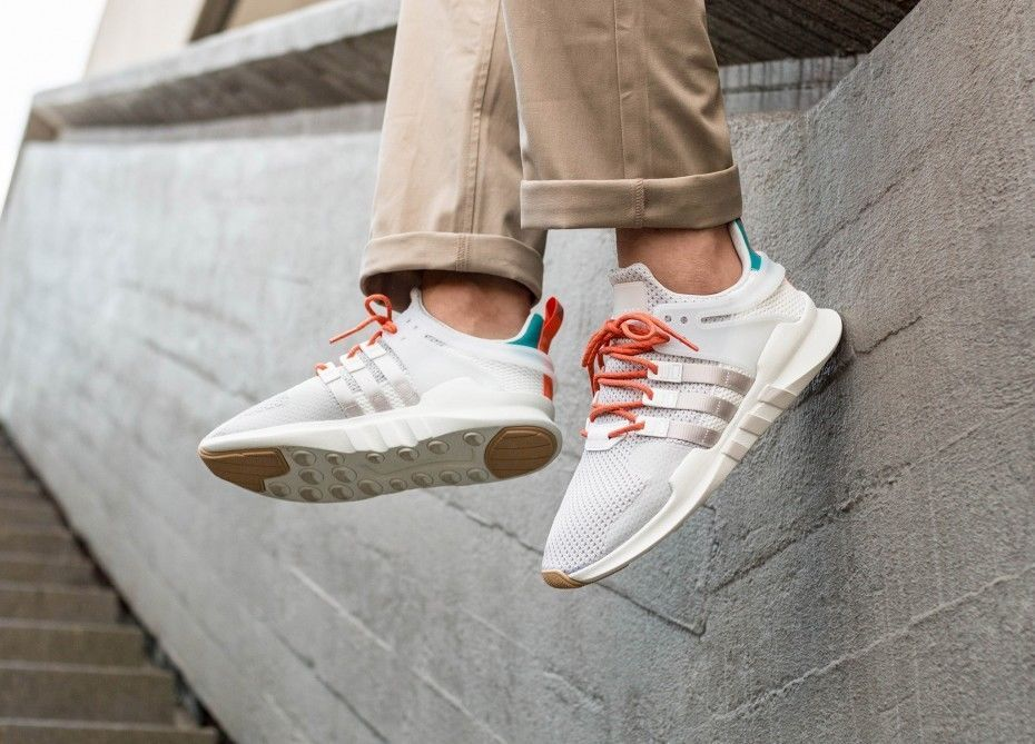 check out 394f5 20bf8 adidas EQT Support ADV  Summer GreyChalk PearlGum  Mens