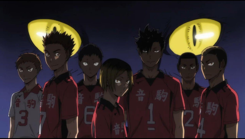 Haikyuu Episode 12 Haikyuu Anime Haikyuu Nekoma Haikyuu