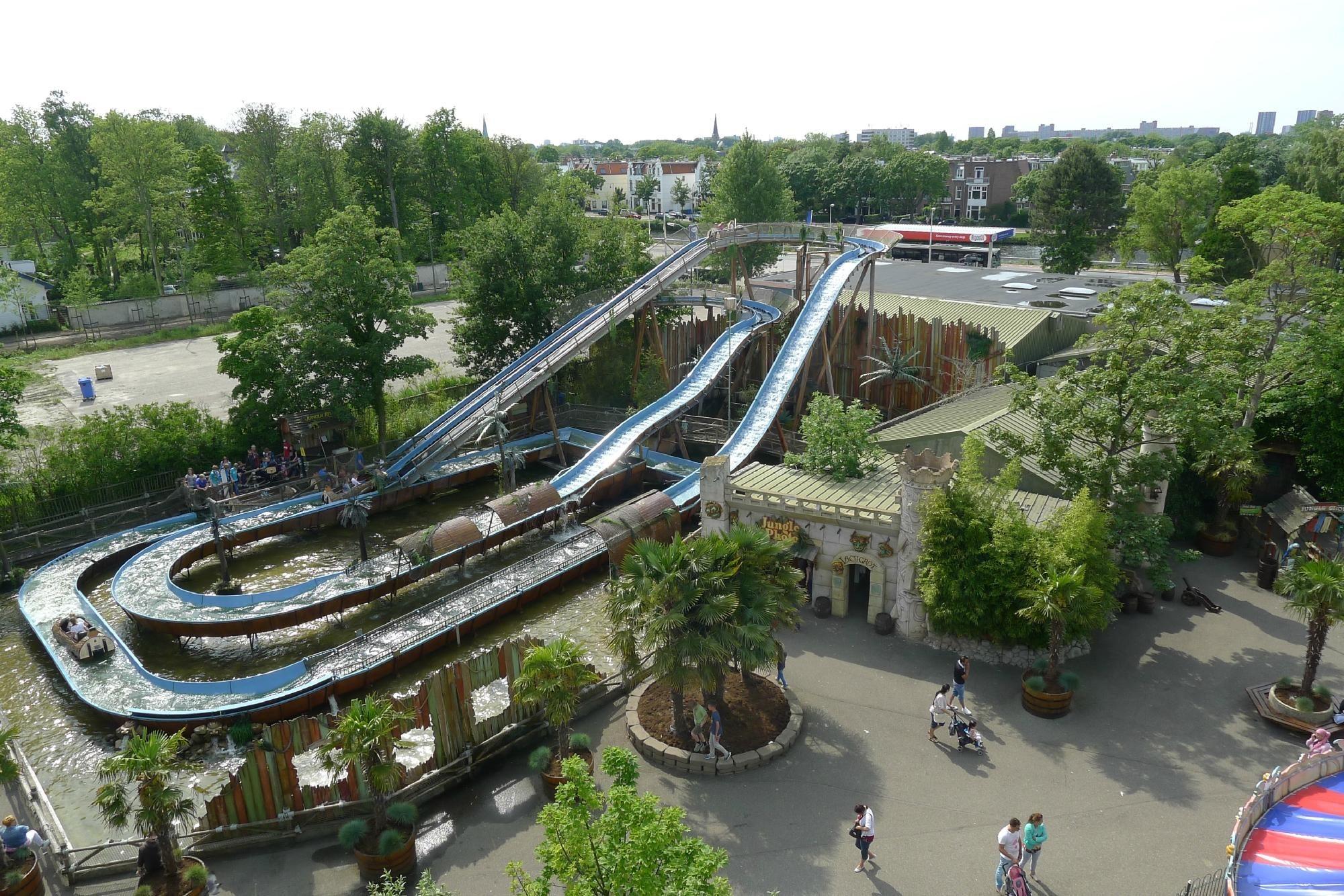 Drievliet amusement park the hague south holland for Amusement park netherlands