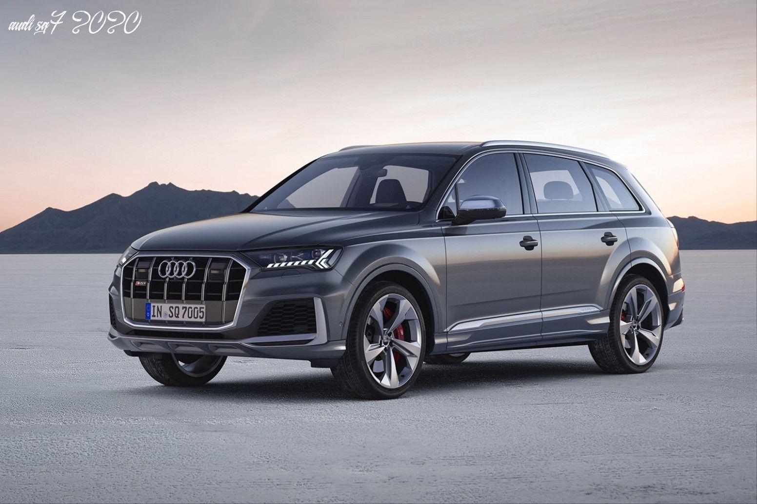 Audi Sq7 2020 In 2020 Audi Audi Rs Car Model