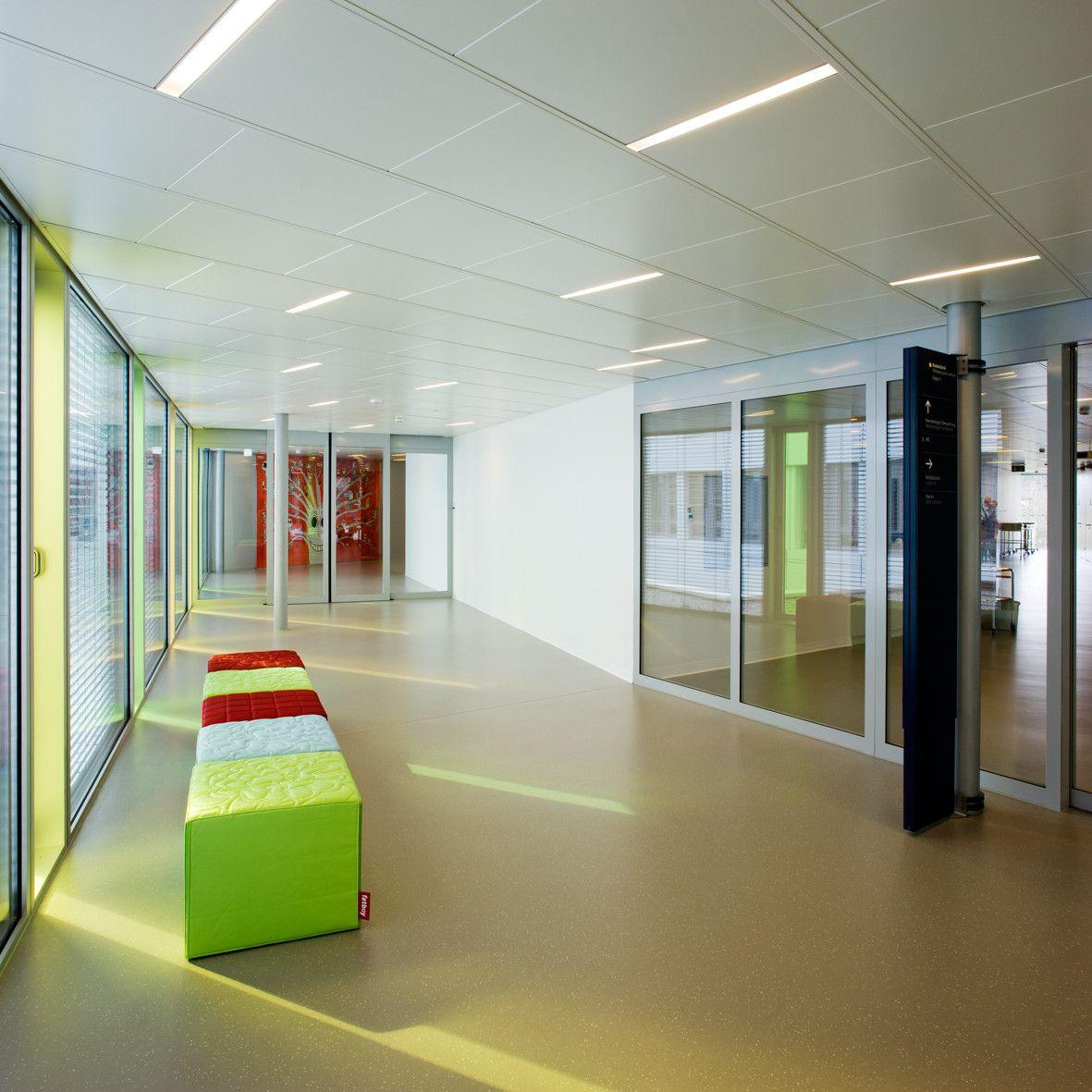 Gallery of Children's Clinic Wildermeth / bauzeit architekten - 3