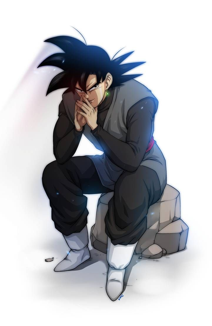 Goku Black by oume12 on DeviantArt