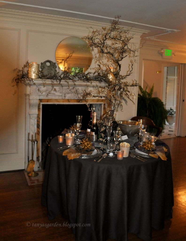 Holiday Tables in Beautiful Lakewold Gardens. Part 2 | Floral ...