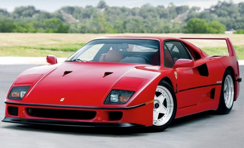 10 Of The Best Supercars Of The 80 S Coches Increibles Autos Y Motos Ferrari