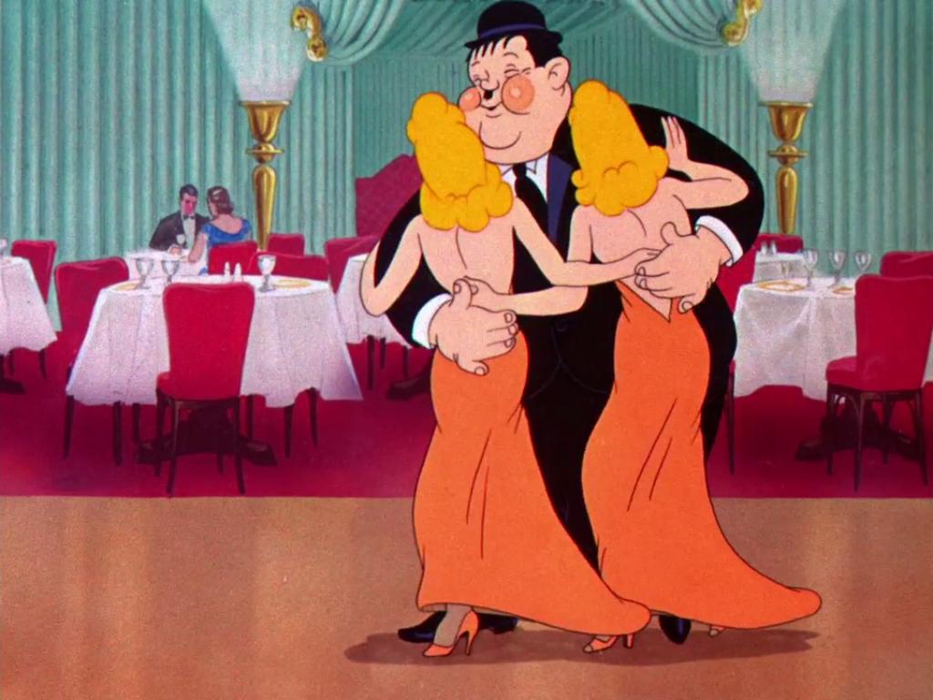 Laurel & Hardy Cartoon | Stan Laurel & Oliver Hardy | Pinterest ...