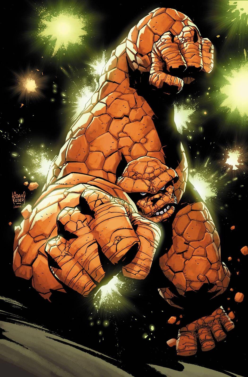 Fantastic Four 2 Kubert Var Now Quarteto Fantastico Marvel Universe Herois Marvel