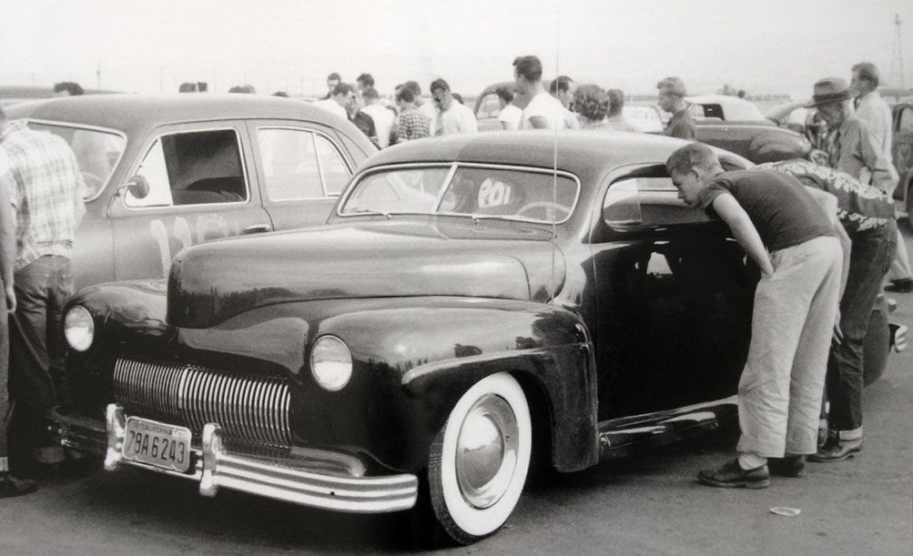 Gil Ayala 1942 Ford Coupe With Images Custom Cars Vintage