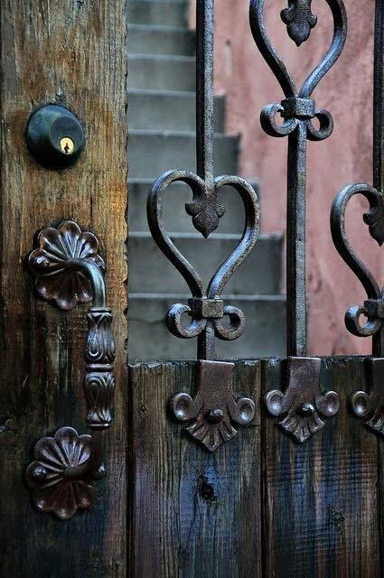 589f1efec What if winter is not a place outside? | Wrought Iron and Metalwork ...