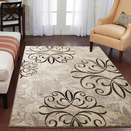 Better Homes And Gardens Iron Fleur Area Rug Walmart Com Area Rug Sets Area Rugs Primitive Decorating Country