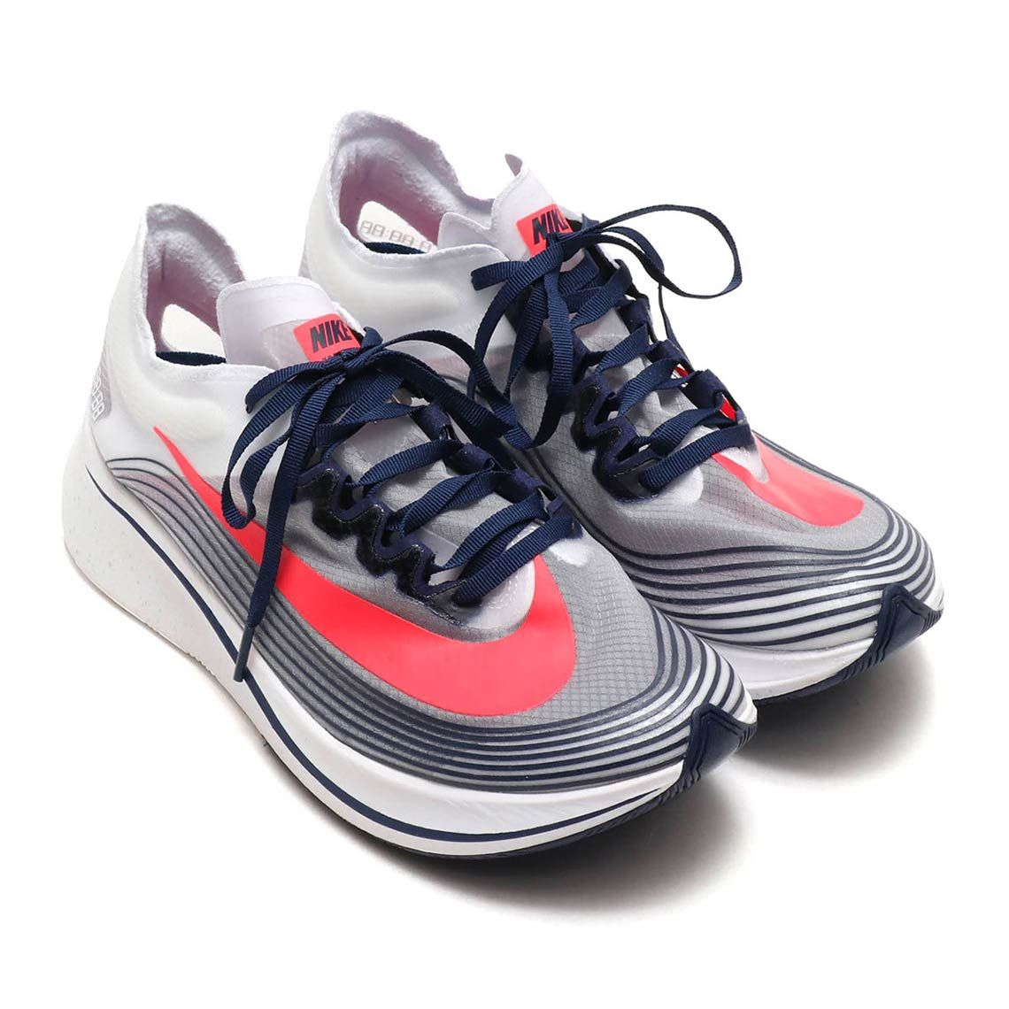 d5215726caf The Nike Zoom Fly SP Gets A Red White And Blue Makeover