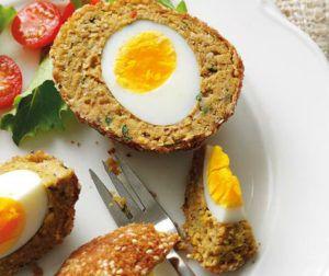 Oven Style Scotch Eggs