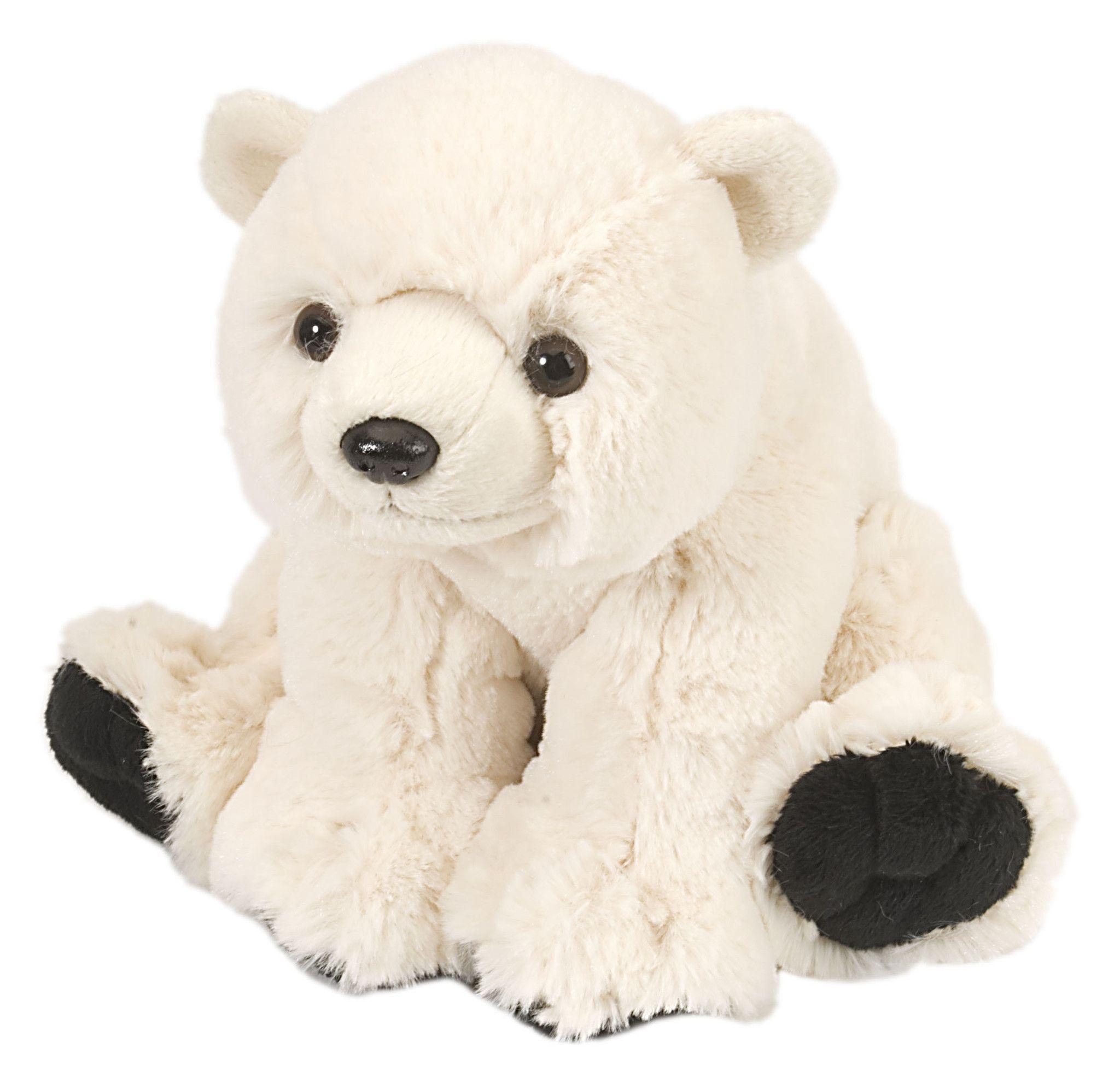 Cuddlekins Mini Polar Bear Baby (8inch) Baby polar