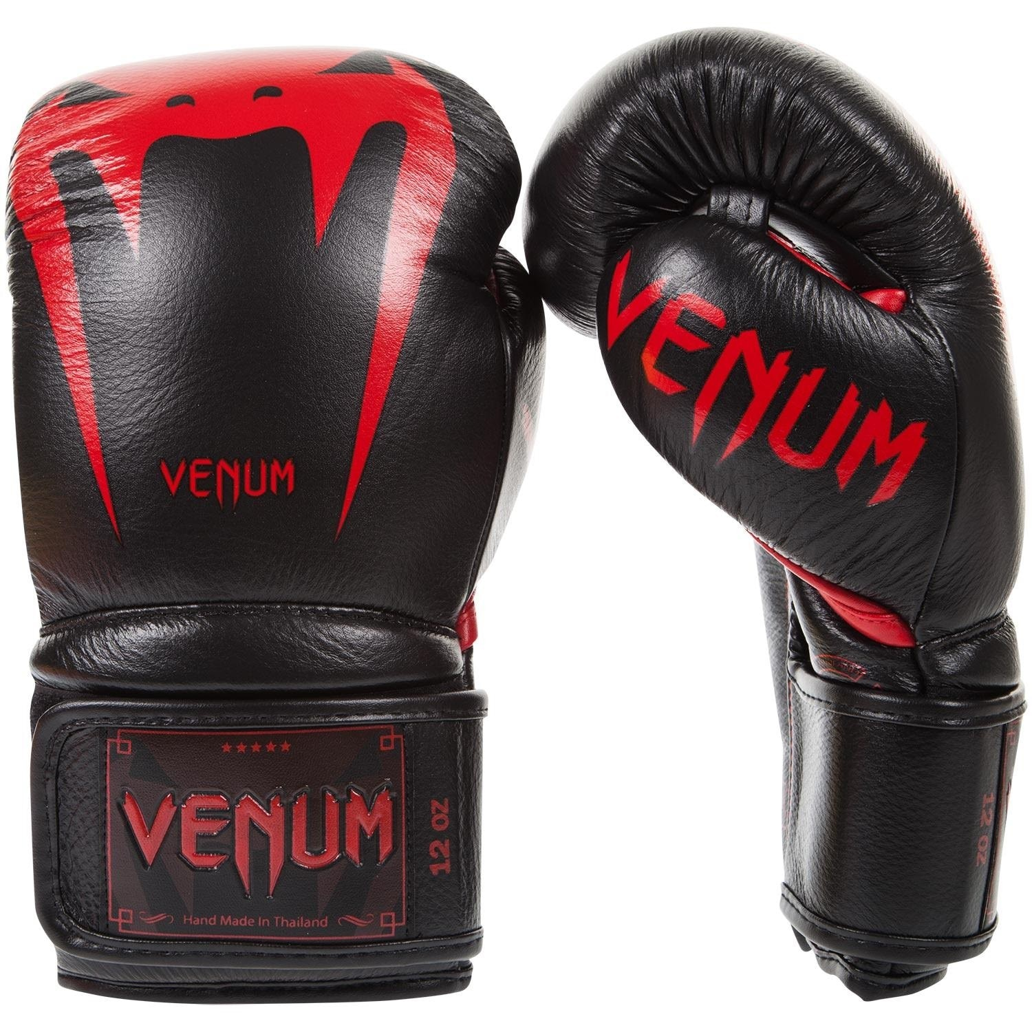VENUM GLADIATOR 3.0 MMA FIGHT GLOVES BLACK//RED Training Sparring
