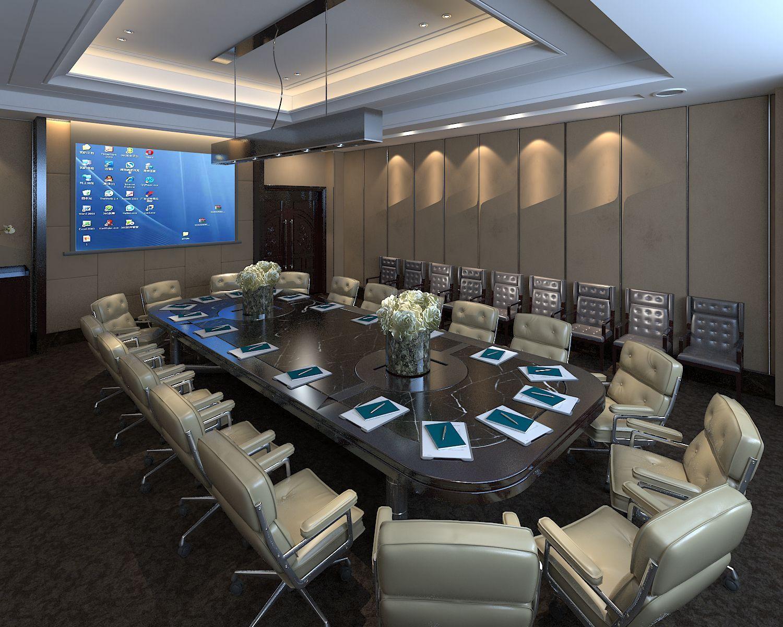 Conferance room Models Conferance room 3d model丨3dxy.us