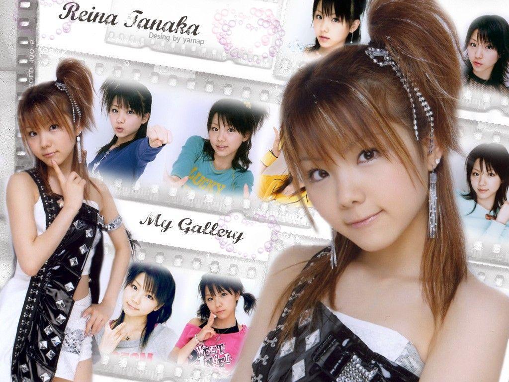 Collage Asians Japanese Reina Tanaka Bangs Brunettes Celebrity